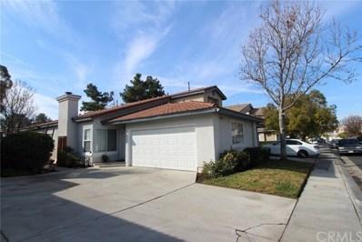 19160 Pemberton Place, Riverside, CA 92508 - MLS#: IV20011359