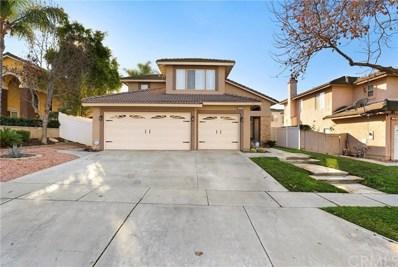 2150 Fennel Drive, Corona, CA 92879 - MLS#: IV20016447