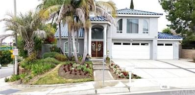 1823 Cliffbranch Drive, Diamond Bar, CA 91765 - MLS#: IV20016704
