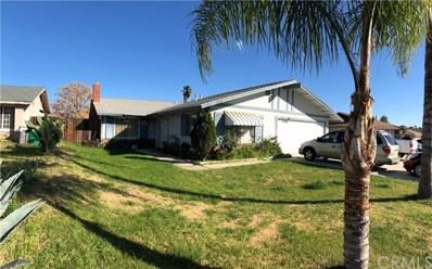 12880 Tamara Drive, Moreno Valley, CA 92553 - MLS#: IV20019075