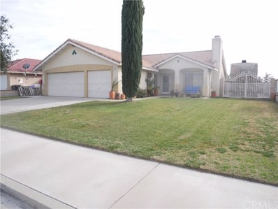 14885 Ebony Place, Fontana, CA 92335 - MLS#: IV20021234