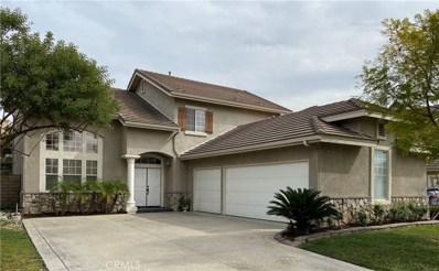 9493 Mountain Shadows Place, Rancho Cucamonga, CA 91730 - MLS#: IV20021340