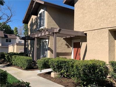 2826 Oak Creek Drive UNIT E, Ontario, CA 91761 - MLS#: IV20022306
