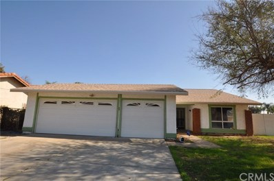 11588 Davis Street, Moreno Valley, CA 92557 - MLS#: IV20028135