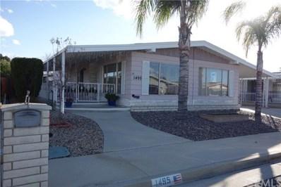 1495 Cordova Drive, Hemet, CA 92543 - MLS#: IV20030539