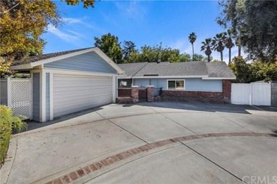 5727 Royal Hill Drive, Riverside, CA 92506 - MLS#: IV20031255