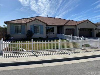 28327 Tristan Drive, Moreno Valley, CA 92555 - MLS#: IV20031691