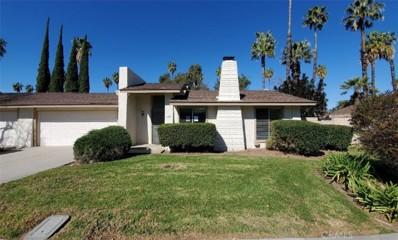 6643 Wintertree Drive, Riverside, CA 92506 - MLS#: IV20036399