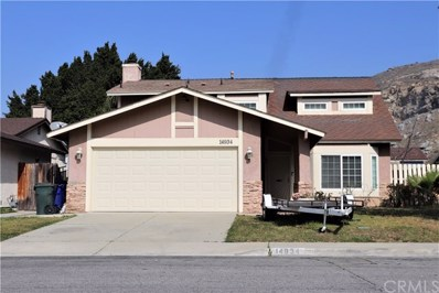 14934 Woodcrest Drive, Fontana, CA 92337 - MLS#: IV20036953