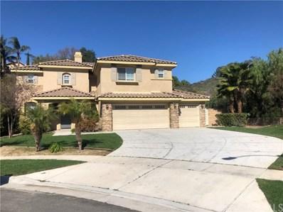 2433 Lenai Circle, Corona, CA 92879 - MLS#: IV20042361