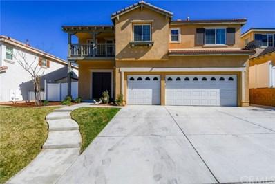 15702 Hammett Court, Moreno Valley, CA 92555 - MLS#: IV20043872