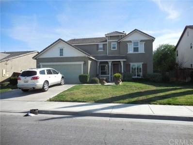 27295 Big Horn Alley, Moreno Valley, CA 92555 - MLS#: IV20050221