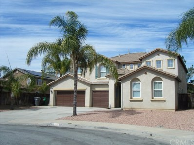 26966 Homeroom Court, Moreno Valley, CA 92555 - MLS#: IV20051757