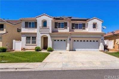 26920 Sugarite Canyon Drive, Moreno Valley, CA 92555 - MLS#: IV20052495