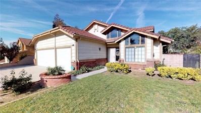 1135 Voltaire Drive, Riverside, CA 92506 - MLS#: IV20054408