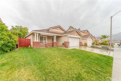 8942 Dahlia Drive, Corona, CA 92883 - MLS#: IV20055712