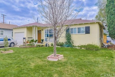 3540 Elizabeth Street, Riverside, CA 92506 - MLS#: IV20055761