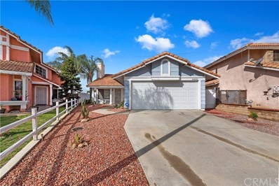 14633 Cagney Court, Moreno Valley, CA 92553 - MLS#: IV20058146