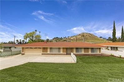 5165 Monterey Road, Riverside, CA 92506 - MLS#: IV20065042