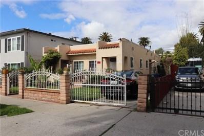 2631 S Mansfield Avenue, Los Angeles, CA 90016 - MLS#: IV20068132