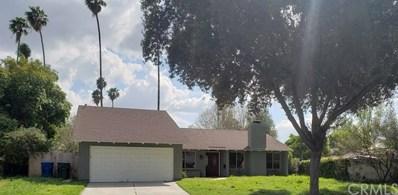 4560 Circle Lazy J Road, Riverside, CA 92501 - MLS#: IV20075945