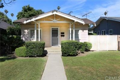 421 N Cullen Avenue, Glendora, CA 91741 - MLS#: IV20091086