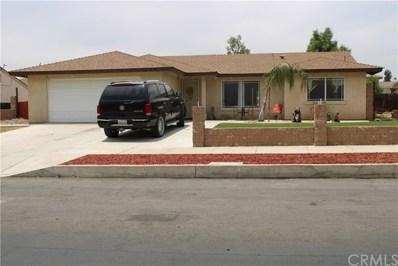 424 S Linden Avenue, Rialto, CA 92376 - MLS#: IV20103517