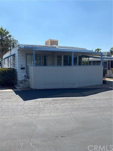 12813 7th UNIT 97, Yucaipa, CA 92399 - MLS#: IV20116829