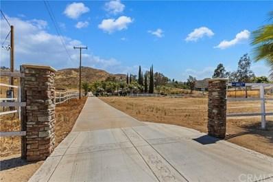 16271 Amalfi Drive, Lake Mathews, CA 92570 - MLS#: IV20122147