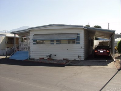 34480 County Line Road UNIT 40, Yucaipa, CA 92399 - MLS#: IV20130478