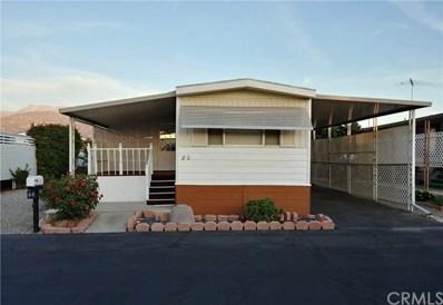 43531 Acacia Avenue UNIT 80, Hemet, CA 92544 - MLS#: IV20130633