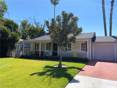5566 Palm Avenue, Riverside, CA 92506 - MLS#: IV20138854