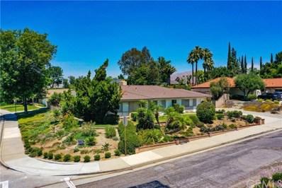 1497 Ransom Road, Riverside, CA 92506 - MLS#: IV20155553