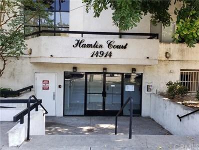 14914 Hamlin Street UNIT 111, Van Nuys, CA 91411 - MLS#: IV20155874