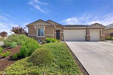 20528 Crooked Branch Street, Riverside, CA 92507 - MLS#: IV20157001