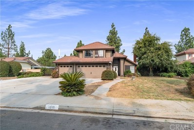 1215 Crestsprings Lane, Riverside, CA 92506 - MLS#: IV20191651