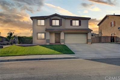 9141 San Luis Obispo Lane, Riverside, CA 92508 - MLS#: IV20223417
