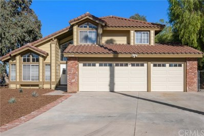 16500 Brightridge Lane, Riverside, CA 92503 - MLS#: IV20231541