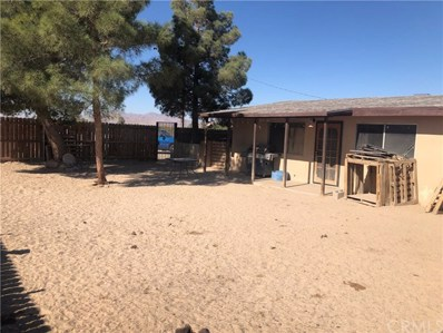 9989 Hope Lane, Lucerne Valley, CA 92356 - MLS#: IV20234767