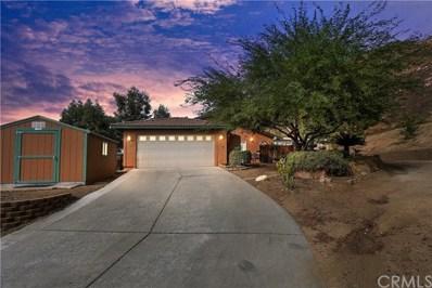 11633 Black Hawk Lane, Moreno Valley, CA 92557 - MLS#: IV20236526