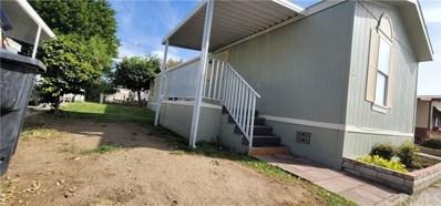 222 S Rancho Avenue UNIT 73, San Bernardino, CA 92410 - MLS#: IV20237608