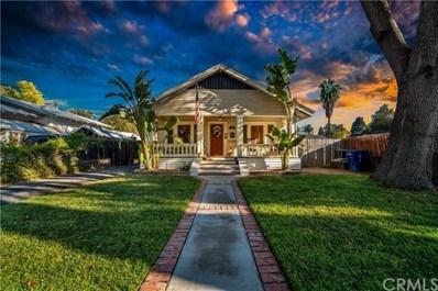 4465 Edgewood Place, Riverside, CA 92506 - MLS#: IV20246671