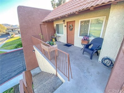 12420 Mount Vernon Avenue UNIT 6D, Grand Terrace, CA 92313 - MLS#: IV21004193