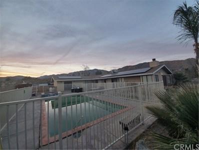 9292 Navajo, Morongo Valley, CA 92256 - MLS#: IV21004253