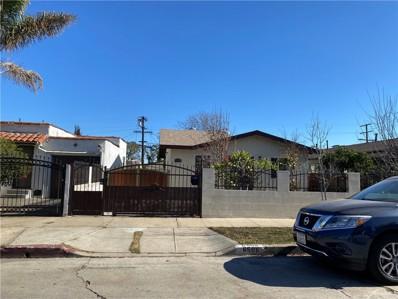 6508 6th Avenue, Los Angeles, CA 90043 - MLS#: IV21009959