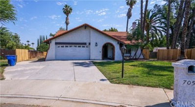 7057 Moonstone Circle, Riverside, CA 92506 - MLS#: IV21021664