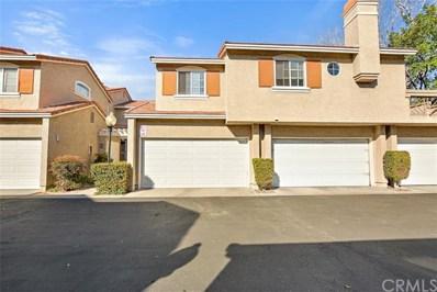 7607 Haven Avenue UNIT D18, Rancho Cucamonga, CA 91730 - MLS#: IV21025721