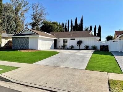 17608 Blackhawk Street, Granada Hills, CA 91344 - MLS#: IV21040627