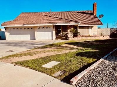 23147 Donahue Court, Moreno Valley, CA 92553 - MLS#: IV21042621