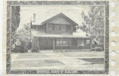 4465 5th Street, Riverside, CA 92501 - MLS#: IV21043584